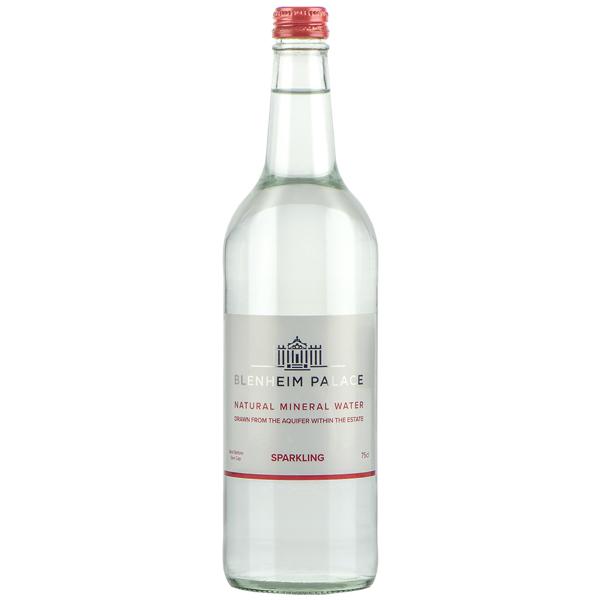 Blenheim Palace Water - Sparkling - 12x75Cl