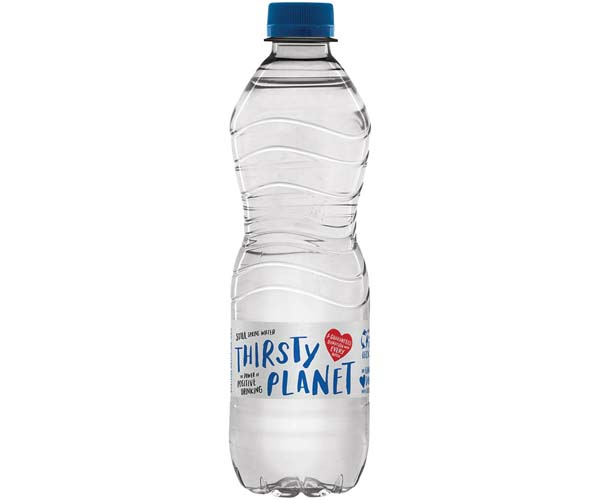 Thirsty Planet - Still - 24x500ml