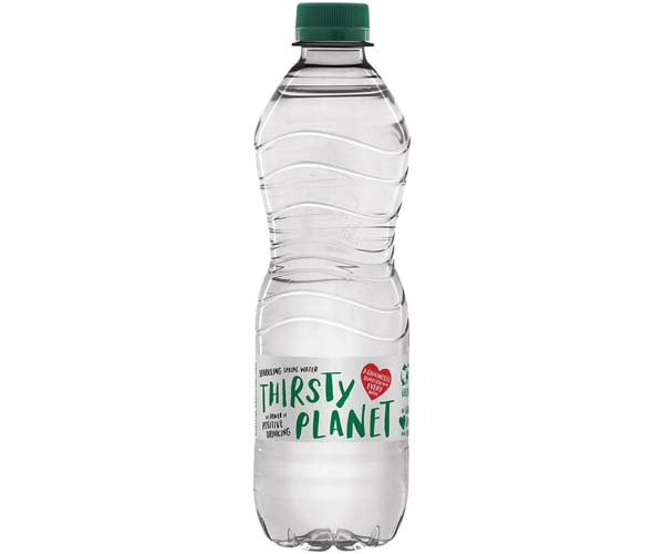 Thirsty Planet - Sparkling - 24x500ml