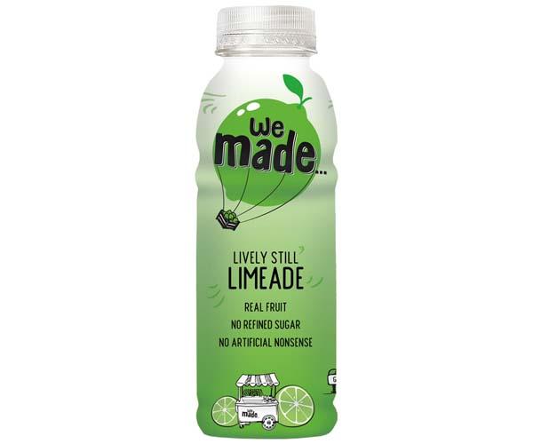 We Made - Limeade - 12x330ml