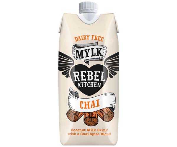 Rebel Kitchen Coconut Mylk - Chai - 12x330ml
