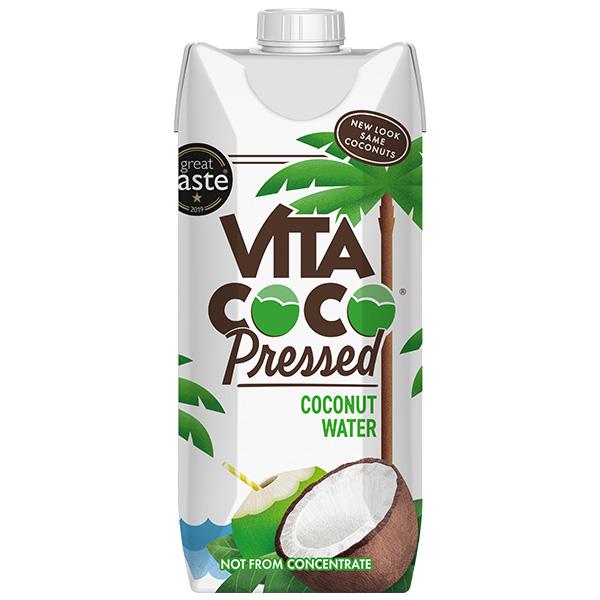 Vita Coco - Pressed Coconut Water - 12x330ml