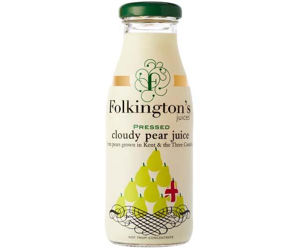 Folkingtons - Pear - 12x250ml Glass