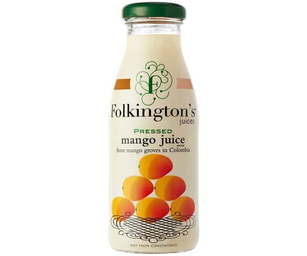Folkingtons - Mango - 12x250ml Glass