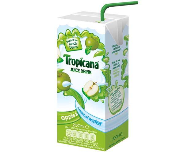 Tropicana Kids - Apple - 24x200ml