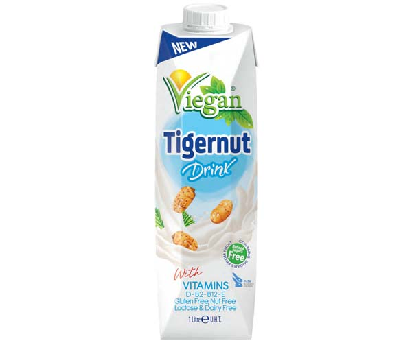 Tiger Nut Viegan Milk Drink - 6x1L