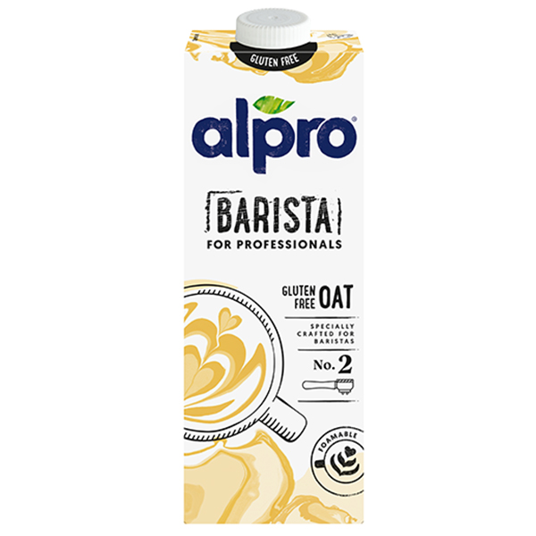 Alpro Professional - Single Carton 1x1L - Organic Oat Drink