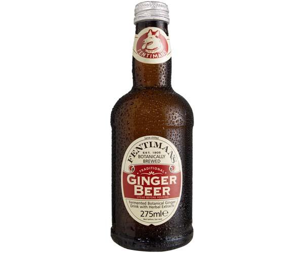 Fentimans - Ginger Beer - 12x275ml Glass
