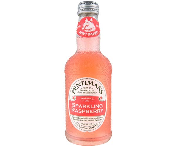 Fentimans - Sparkling Raspberry - 12x275ml Glass