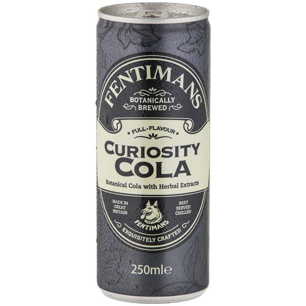 Fentimans Cans - Curiosity Cola - 12x250ml