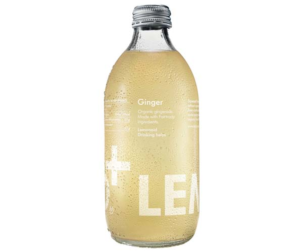 Lemonaid - Ginger - 24x330ml