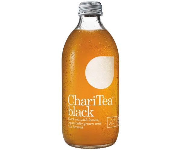 Charitea - Black - 24x330ml
