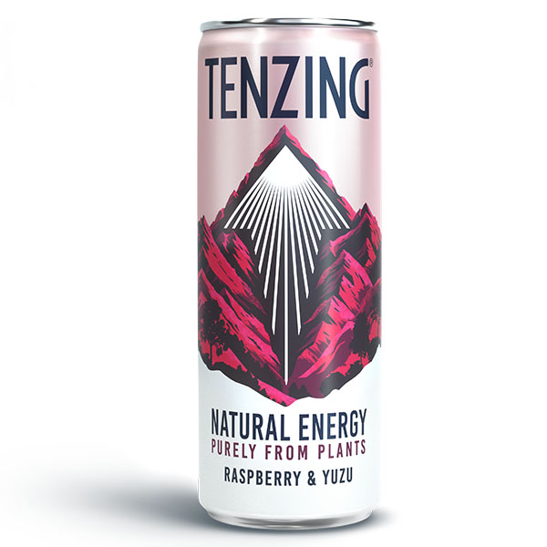 Tenzing - Raspberry & Yuzu - 24x250ml