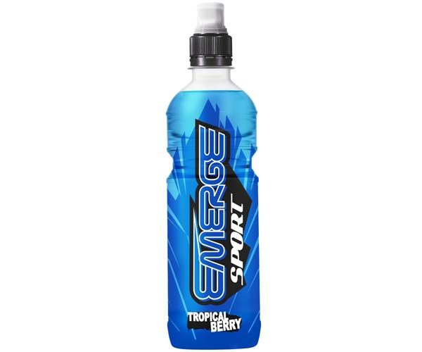Emerge Sport - Tropical Berry - 12x500ml