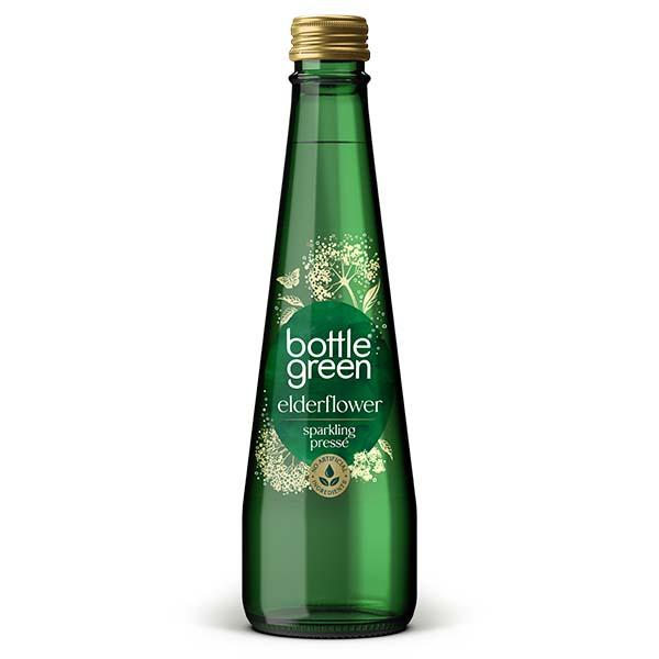 Bottle Green Presse - Elderflower - 12x275ml