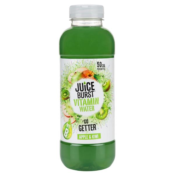 Juice Burst - Vitamin Water - Apple & Kiwi - 12x500ml
