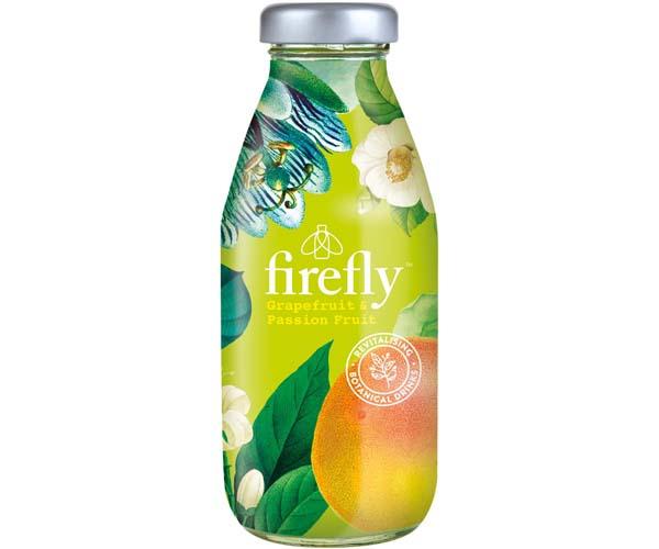 Firefly - Green - Grapefruit Passion - 12x330ml Gls
