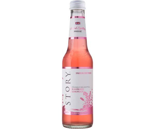 Story - Raspberry Lemonade - 12x275ml