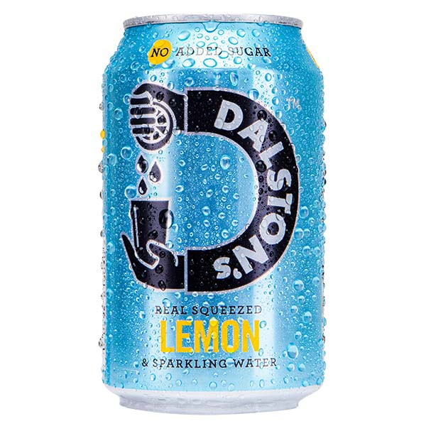 Dalston's - Real Lemonade - 24x330ml