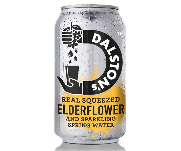Dalston'S - Light - Sparkling Elderflower - 24x330ml