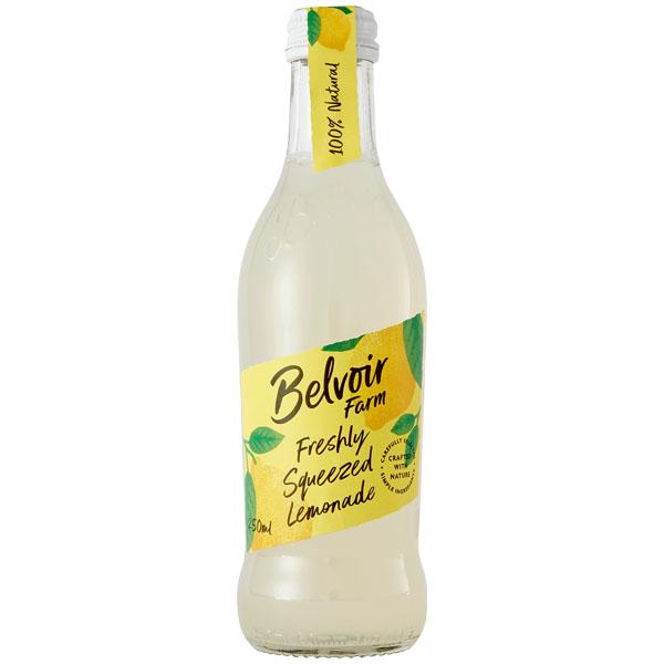 Belvoir Presse - Freshly Squeezed Lemonade - 12x25Cl