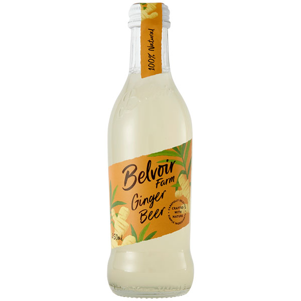 Belvoir Presse - Ginger Beer - 12x25Cl
