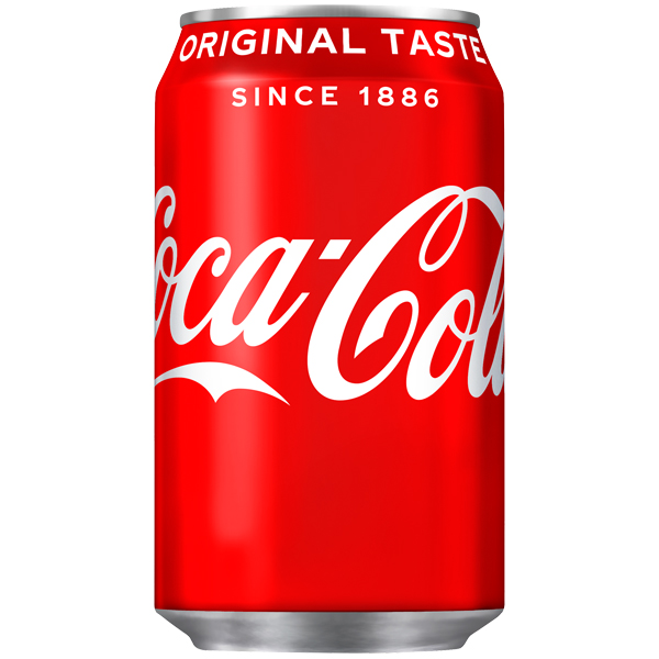 Coke - Cans - 24x330ml