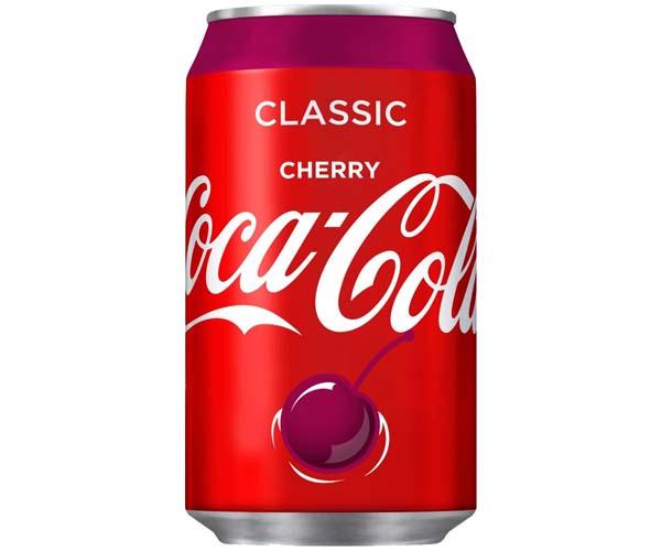 Cherry Coke - Cans - 24x330ml