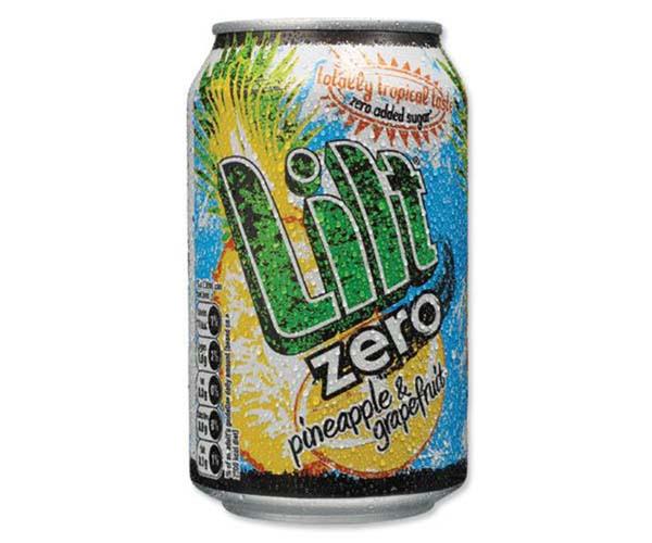 Lilt Zero - Cans - 24x330ml