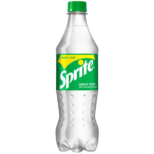 Sprite - Pet Bottles -  12x500ml