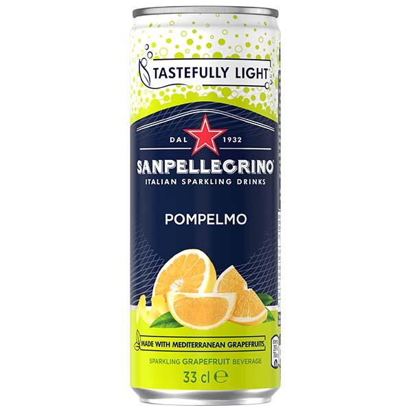 San Pellegrino - Pompelmo - 4x6 330ml Cans