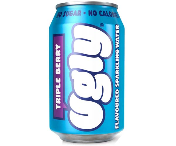 Ugly - Triple Berry - 24x330ml