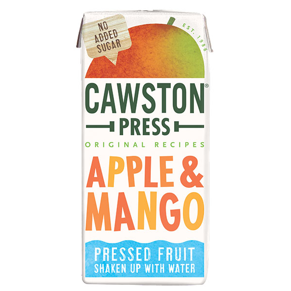Cawston Press Kids - Apple & Mango - 18x200ml