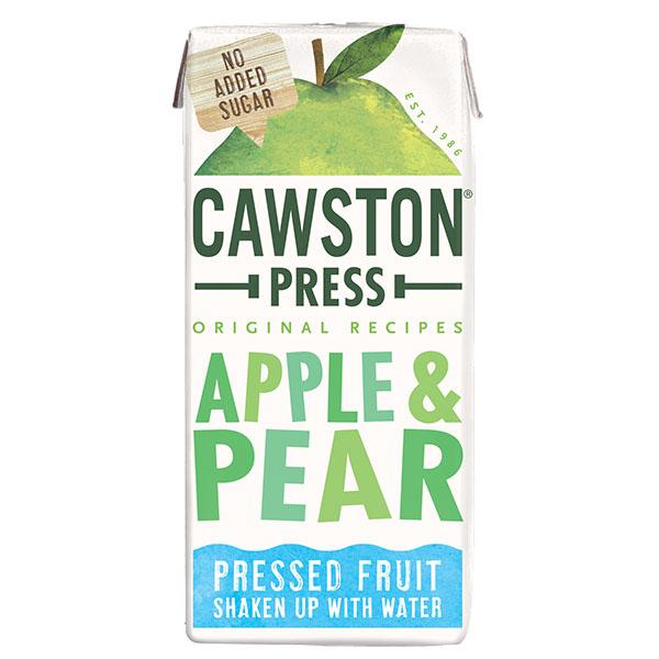 Cawston Press Kids - Apple & Pear - 18x200ml