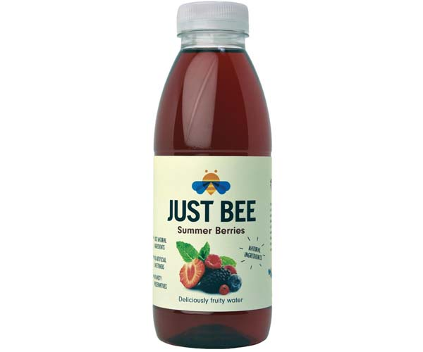 Just Bee - Pet - Summer Berries - 12x500ml