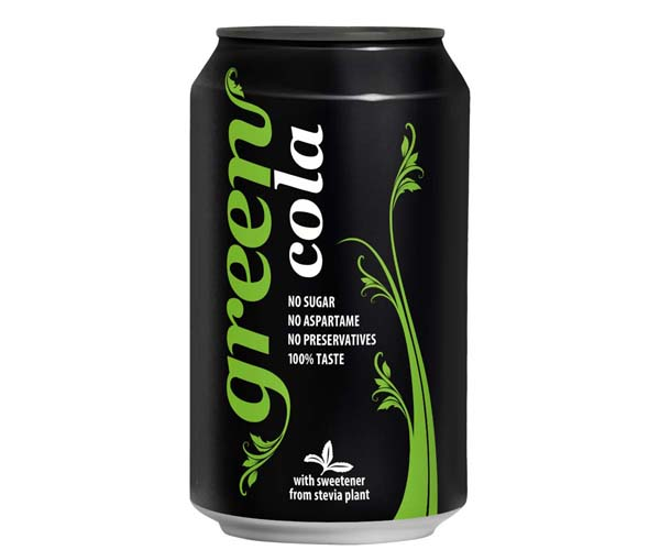 Green Cola - 24x330ml