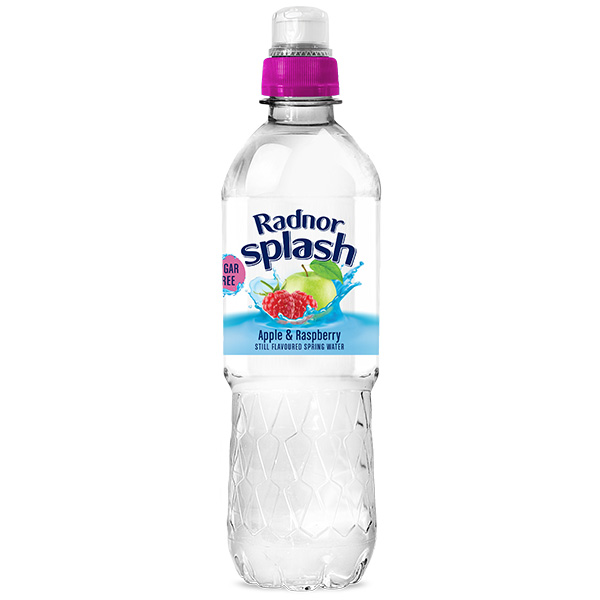 Radnor Splash - Sports Cap - Apple & Blackcurrant - 24x500ml