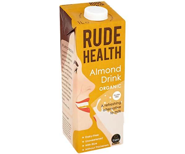 Rude Health - Almond Drink - 6x1L