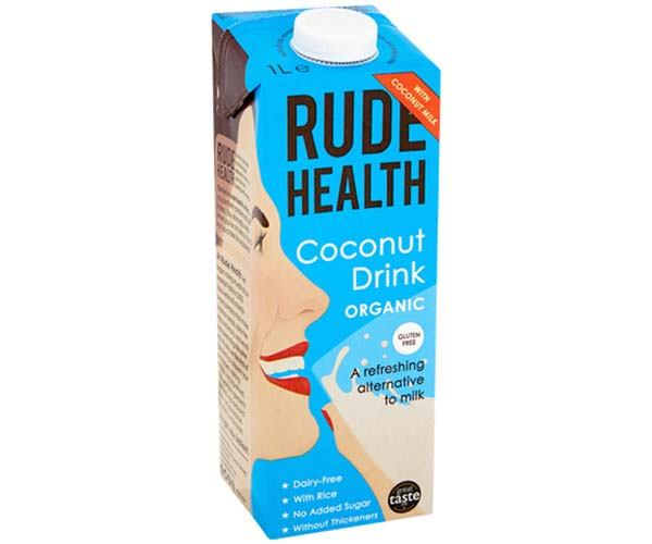 Rude Health - Coconut Drink - 6x1L