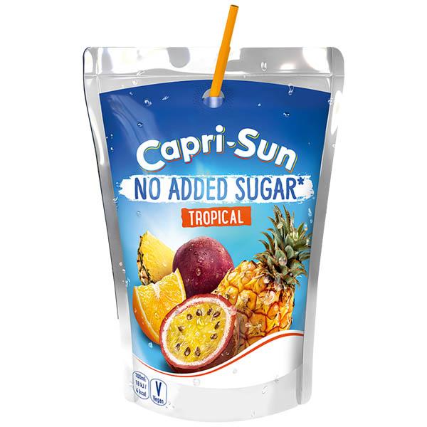 Capri Sun - Tropical NAS - 32x200ml