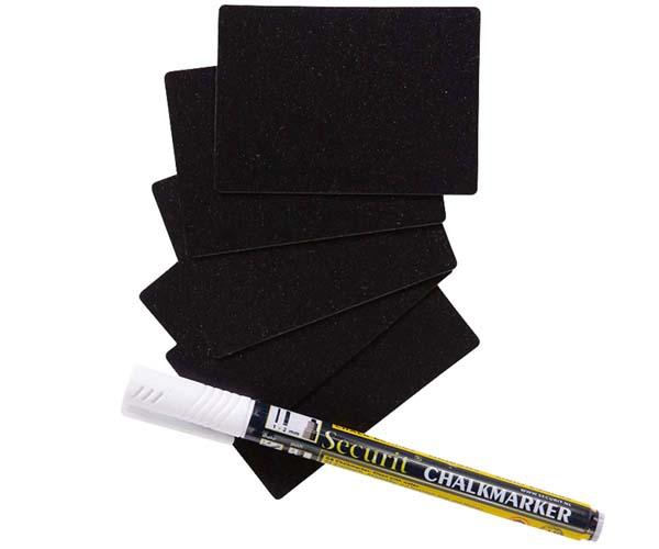 Rdp - Black Pricing Display Packs - 1