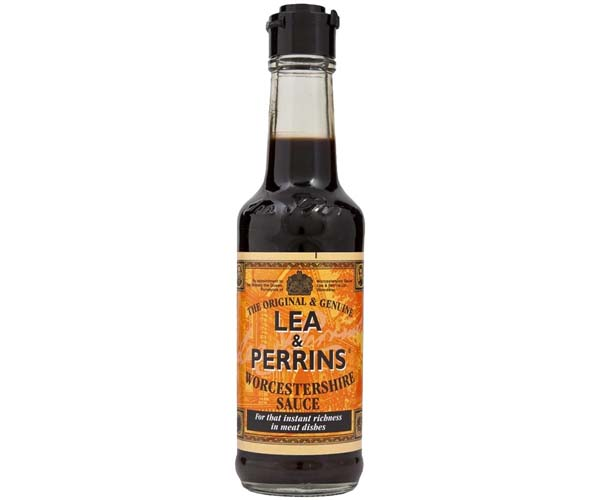 Worcestershire Sauce - 6x150ml