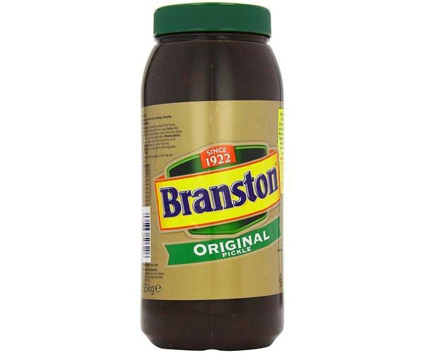 Branston Pickle Sandwich Style - 1x2.55kg