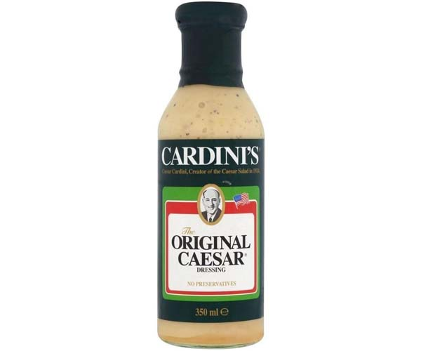 Cardinis - Original Caesar Dressing - 6x350ml