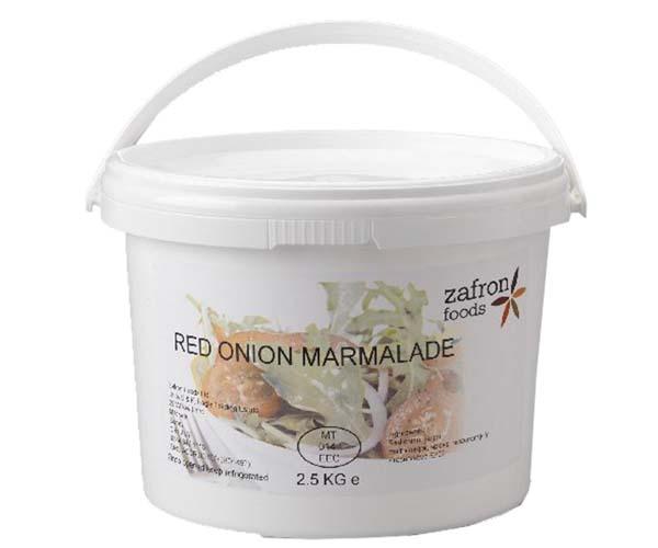 Red Onion Marmalade - 1x2.5kg