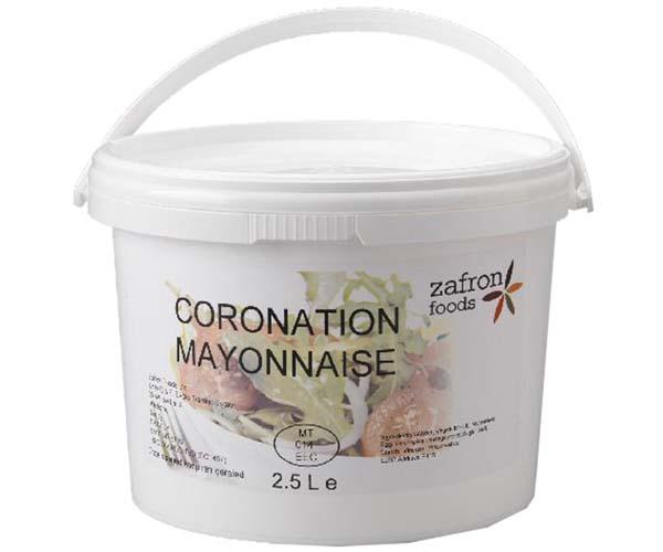 Coronation Mayonnaise - 1x2.5L