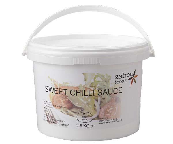 Sweet Chilli Sauce - 1x2.5kg