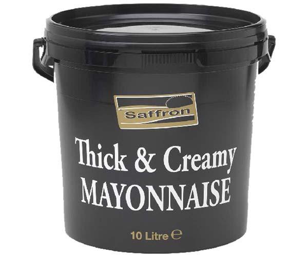 Zafron - Thick & Creamy Mayonnaise - 1x10L