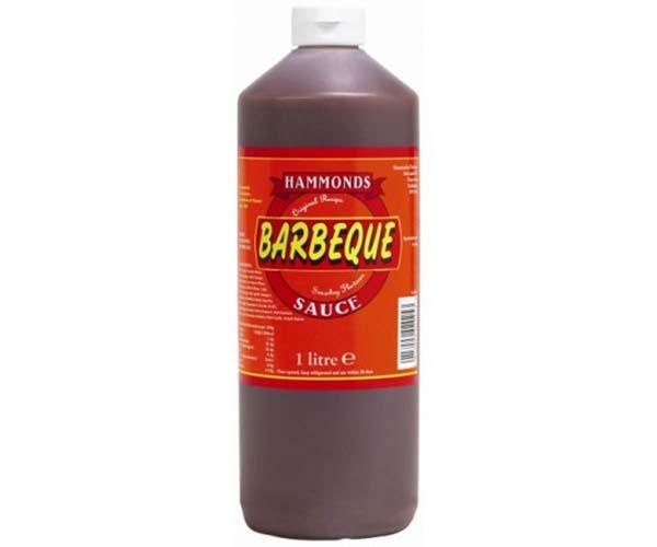 Hammond Bbq Sauce - 6x1L