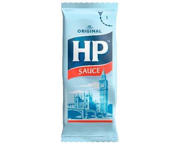 Hp Sauce Sachets - 200x10ml